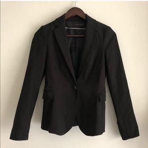 ZARA | Structured Black Blazer